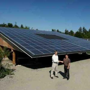 60kw solar system inverter input 1 phase output 3phase pv set price Tanfon Solar