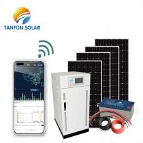 solar panel system for farming