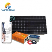 small industrial solar project 2000w