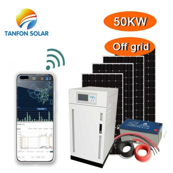 SOLAR SYSTEM 50KW