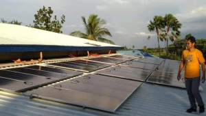 15kw solar system that can power borehole pump for irrigation