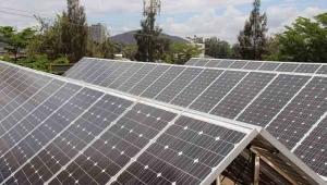 Why Botswana factory install TANFON 30KW battery solar system?