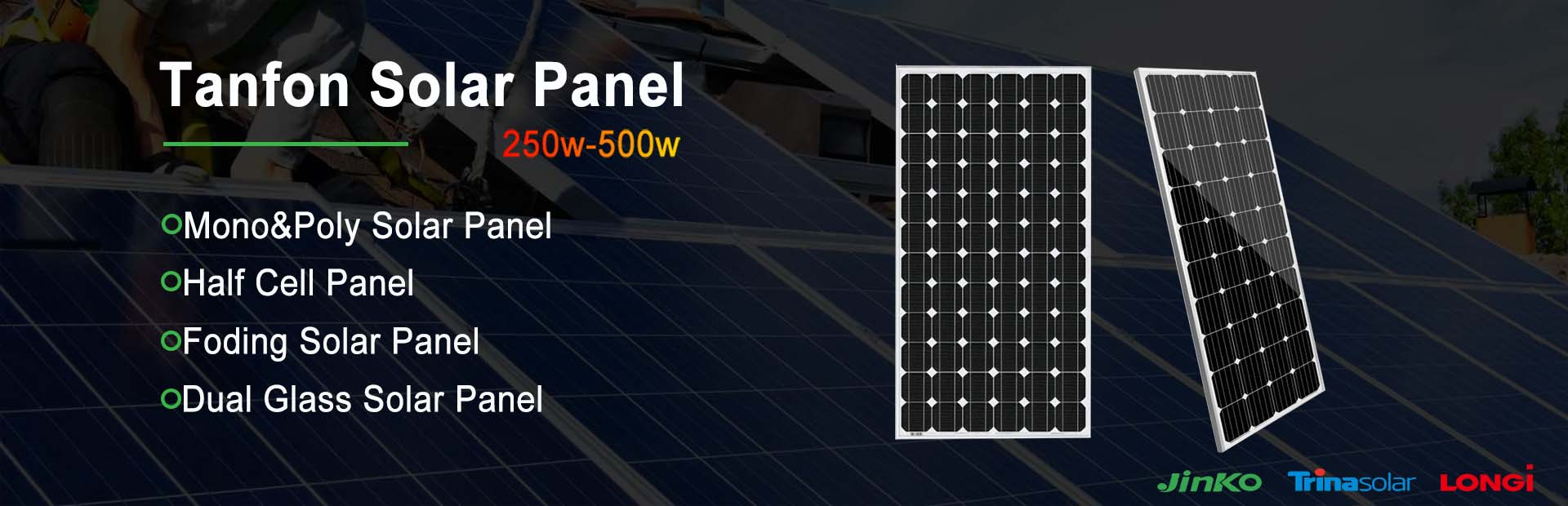 solar panel manufacturer