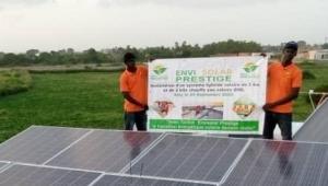 5 KW SOLAR HOME SYSTEM SENGALA