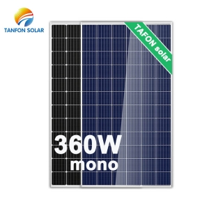 Mono Price Solar Panel for Photovoltaic Solar Panel 360W