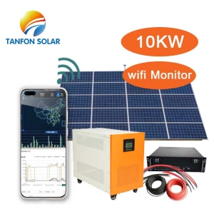 10kw solar system price 10kva off grid with batteries cost in philippines