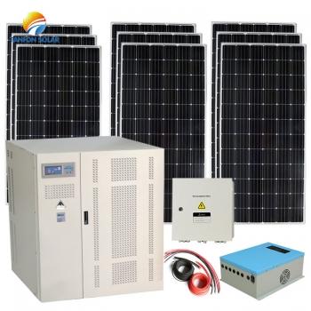 100kw solar power