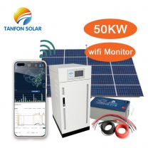 Manufacturer Wholesale Price 50 kva Installation Power Off Grid Home Solar