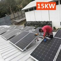 15kva 20kw Hybrid Solar Energy Storage Generator System Home Off Grid in Benin