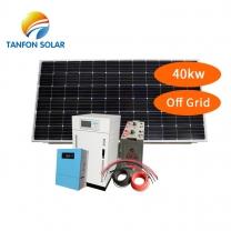 40kva 35kw Solar Energy System Home Solar Power System Price Cameroun
