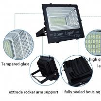 65W Community Outdoor Energy Power Solar Garden Wall Reflector /LED Flood Light