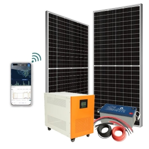 6KW 6KVA Solar Power System Price In South Africa
