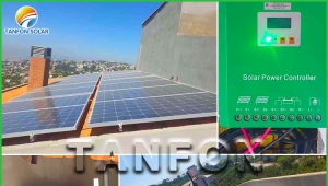Why Lebanon Customers choose Tanfon solar system?