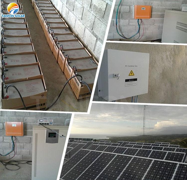 off grid solar inverter for solar system project