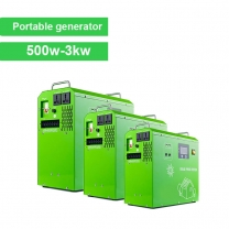 Portable Solar Power Generator 500w-3000w