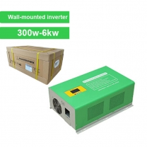 Wall mounted Pure Sine Wave Solar Inverter 300w-6kw
