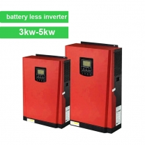 Battery Less inverte Solar inverter without battery 3kw 5kw
