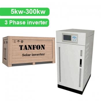 Three Phase Solar Inverter 5kw-300kw