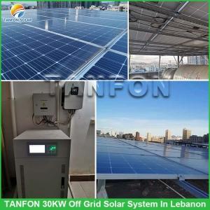 Solar Power System Manufacturer For Lebanon